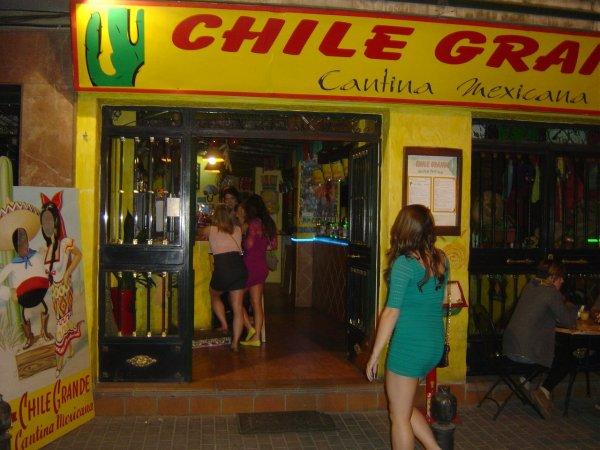 Restaurant, Granada